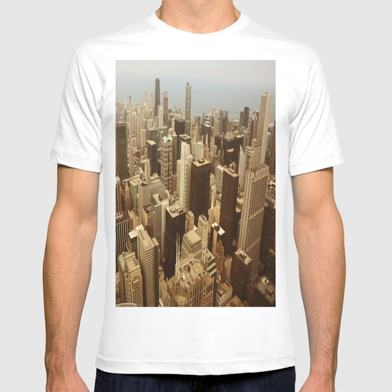 Chicago Roofs T-shirt