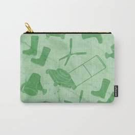 GARDEN TOOL KIT PATTERN Carry-All Pouch