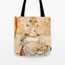 HEAD HUNTING- VIII Tote Bag