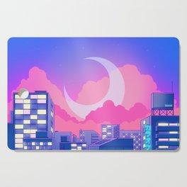 Dreamy Moon Nights Cutting Board