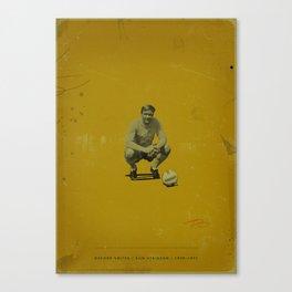 Oxford United - Atkinson Canvas Print