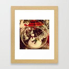 Last Day of Christmas Framed Art Print