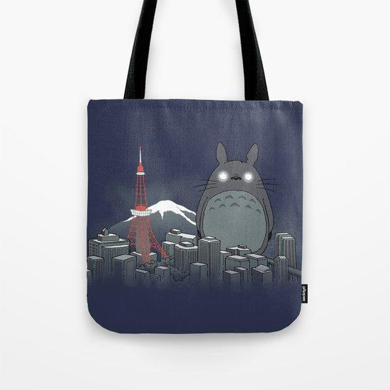 My Angry Neighbor Tote Bag