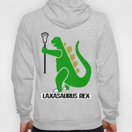 Lacrosse Laxasaurus Rex  Hoody