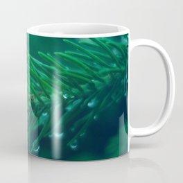 EVERGREEN TREE TWIG Coffee Mug