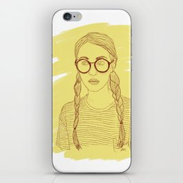 Ms Sunshine iPhone Skin