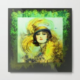 BeautyCurios 03 Metal Print