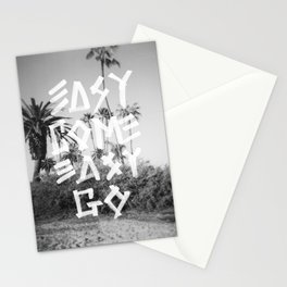 EASY GO Stationery Cards