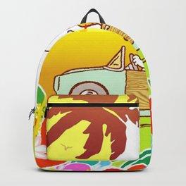 Snoopy Sunrise Backpack