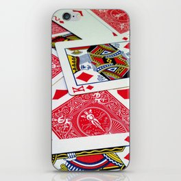 Deck of Cards iPhone Skin