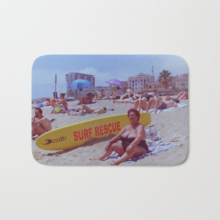 SURF RESCUE Bath Mat