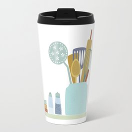 The Kitchen Shelf Travel Mug