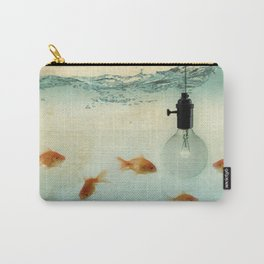 Fishing for ideas Carry-All Pouch