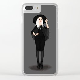 Pearlwitch Clear iPhone Case