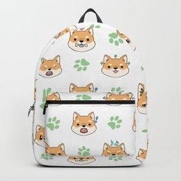 Chibi shiba's Backpack