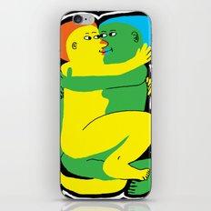 I <3 U iPhone & iPod Skin
