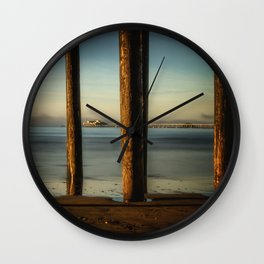 Pier to Pier Harford Pier through Avila Pier San Luis Obispo Wall Clock