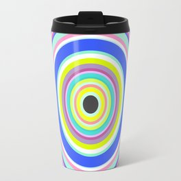 fun circle Travel Mug