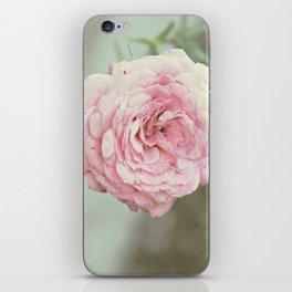 Vintage Flower iPhone Skin