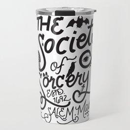 The Society of Sorcery Travel Mug
