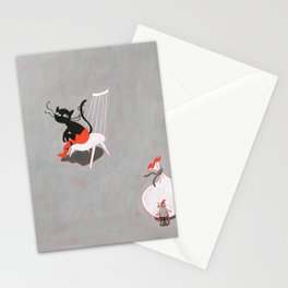 Puss In Boot Stationery Cards