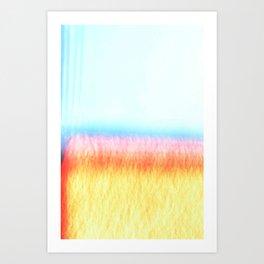 Summer Haze IV Art Print