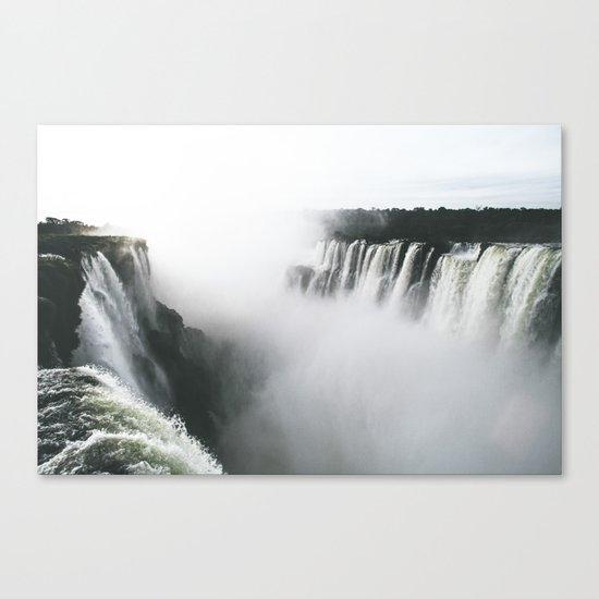Iguazu Falls V Canvas Print