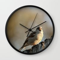 lonely Wall Clocks featuring Independent! by IowaShots