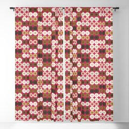 Breast Wishes (pink) Blackout Curtain