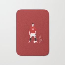 Cristiano Ronaldo - Manchester United Bath Mat