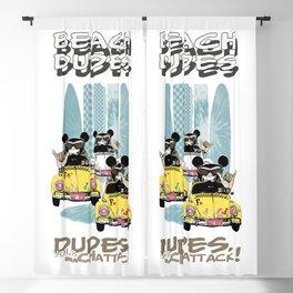 Beach Dudes Vol2 SWAG Blackout Curtain