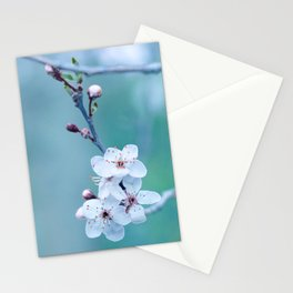 hope springs eternally green Stationery Cards