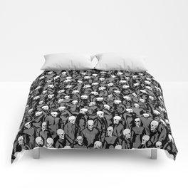 Skull Society Comforters
