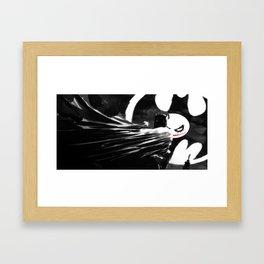 Joker is Back Framed Art Print