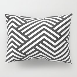 Bw Labyrinth Pillow Sham