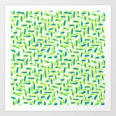 Rhythmic Cloud 3 Art Print