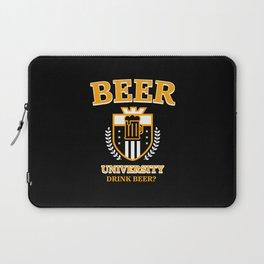 Beer University Laptop Sleeve