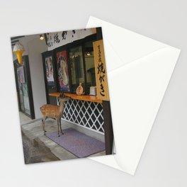 Deer at Miyajima Stationery Cards