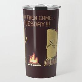 Tuesday Travel Mug