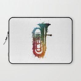 euphonium music art Laptop Sleeve