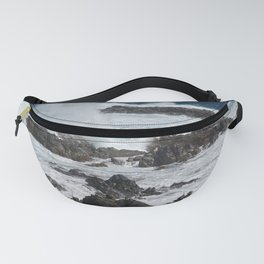 Caribbean wave Fanny Pack