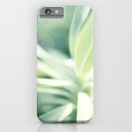 Outpouring iPhone Case
