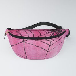 Spidery Web Fanny Pack