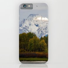 Morning in the Tetons iPhone 6 Slim Case