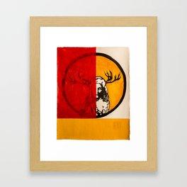 Brugge Framed Art Print