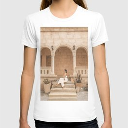 On the Steps T-shirt