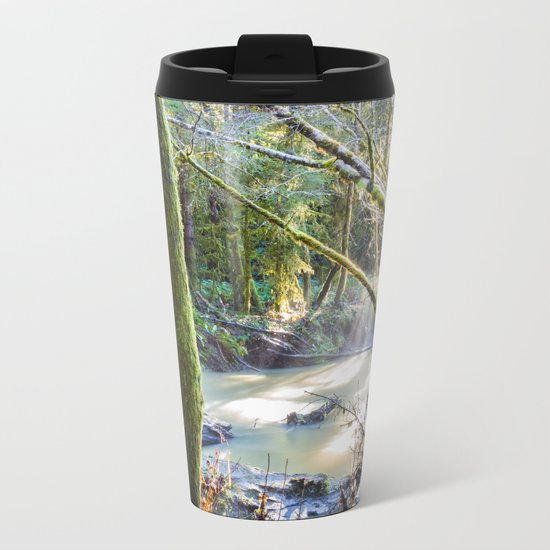 South Fork Metal Travel Mug