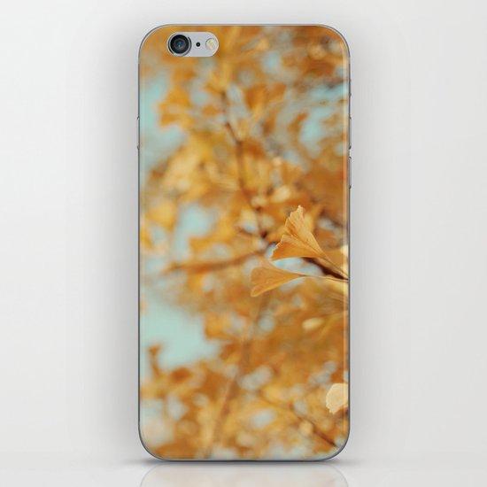 Ginkgo #6 iPhone & iPod Skin