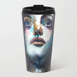 face#27 Travel Mug