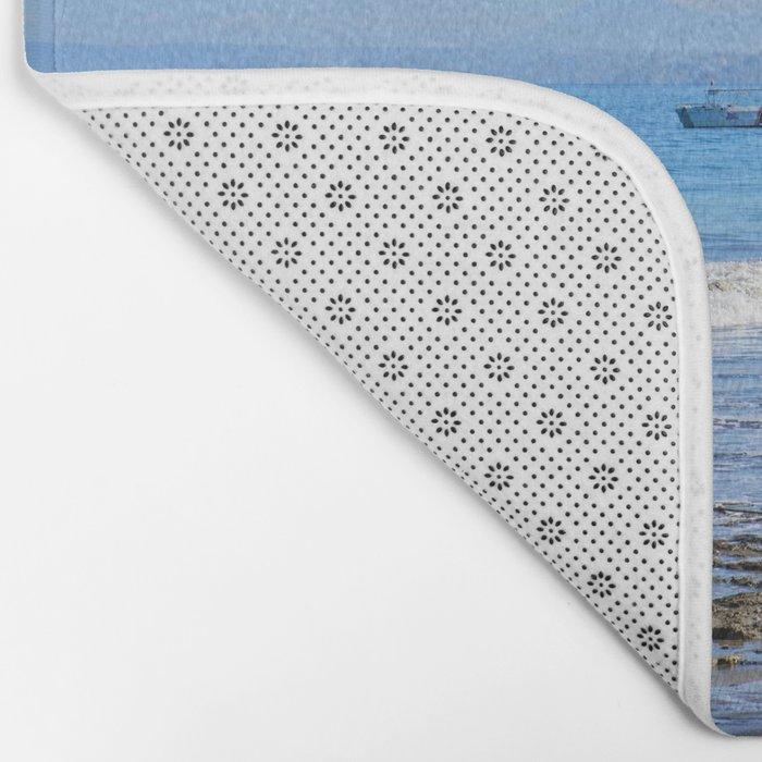 Matapalo Beach Bath Mat